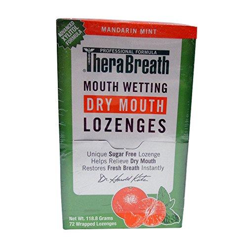 Dr Katz Therabreath Lozenges 72pc Box
