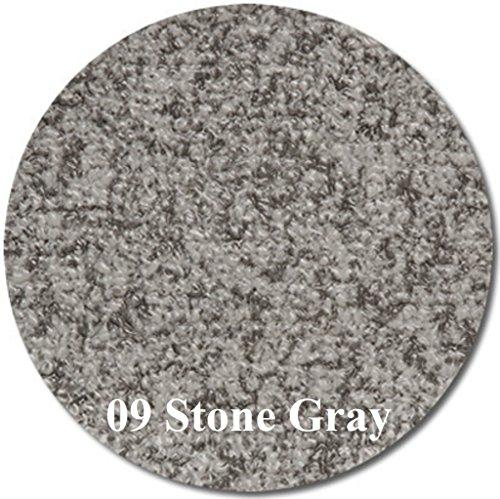 MariDeck Marine Vinyl Flooring - 8.5' Wide - 34 mil. (Stone Gray, 8.5' x 15') (Marine Vinyl Flooring)
