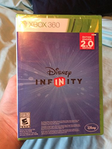 Disney Infinity 2.0 Marvel Super Heroes Xbox 360 Replacement Game Only - No Base or Figures Included (Superhero Games For Xbox 360)