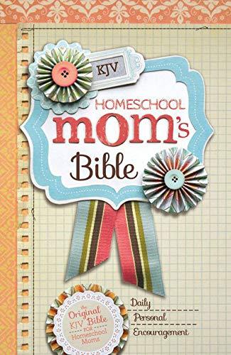 KJV, Homeschool Mom's Bible,