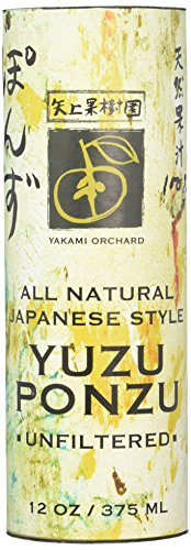 Yakami Orchard All Natural Japanese Ponzu, 12 Ounce