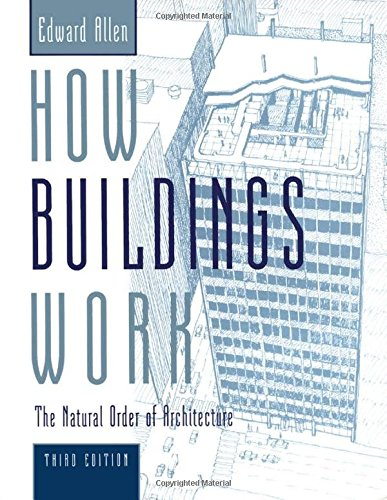 How Buildings Work: The Natural Order of Architecture by Oxford University Press USA