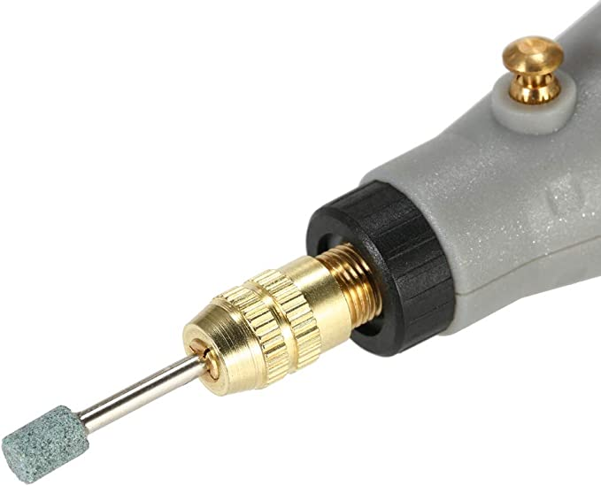 Kkmoon 18 V 1.2 W Mini électrique Meuleuse Lot Sans Fil De Meulage De Forage Outil N1J6