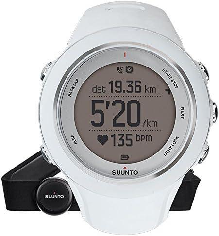 Suunto Ambit3 Sports HR GPS Watch - White by