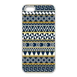 Jumphigh Tribal IPhone 5,5S Cases Tribal Pattern, Tribal, {White}