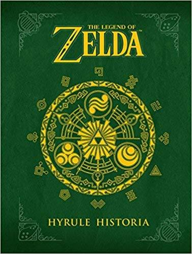 By Patrick Thorpe  The Legend Of Zelda: Hyrule Historia Hardcover【2018】by Patrick Thorpe Author Hardcover