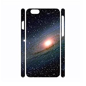 Fantastic Natural Series Galaxy Pattern Cover Skin for Iphone 6 Case - 4.7 Inch by mcsharks