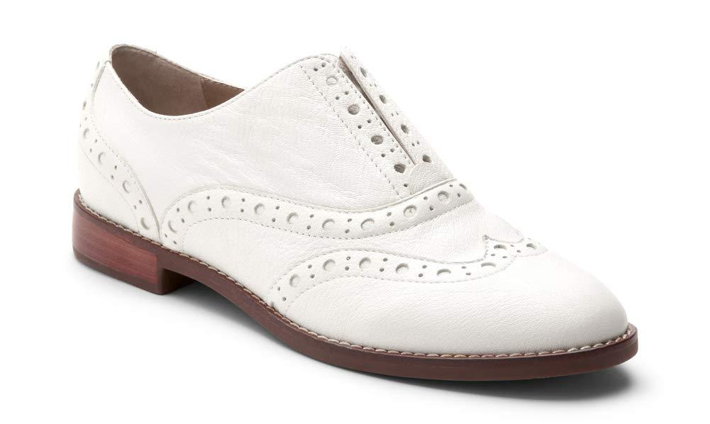 Vionic Women's Hadley Wise Hadley Oxford White 9 M US