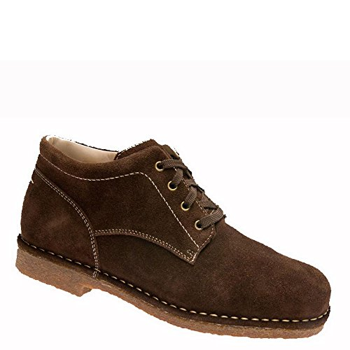 Drew Shoe Mens Bryan Chukka Boot Chocolate Brown VvMgBiPv