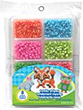 Perler Beads Totally Stripes Mini Bead Tray