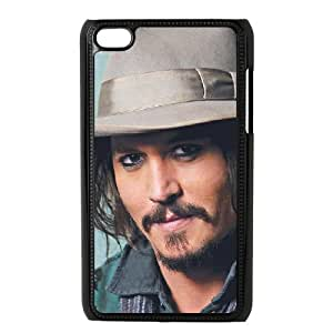 I-Cu-Le Phone Case Johnny Depp,Customized Case ForIpod Touch 4