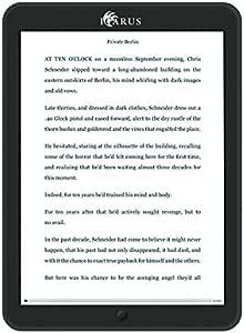 Icarus Illumina XL 8 Android e-reader con luz frontal (Wi-Fi, pantalla táctil, audio, Google Play): Amazon.es: Electrónica