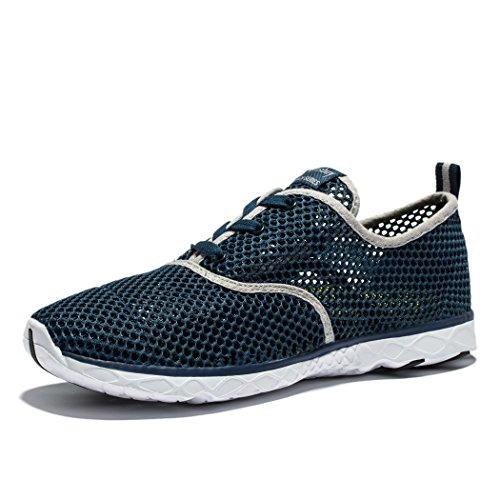 Xing Lin Sandalias De Hombre Los Hombres Zapatillas De Hombres Marea Antideslizante Sandalias De Playa 4728 Extra Grandes Zapatos Zapatos De Hombre Zapatillas De Verano Al Aire Libre, 48,335 Negro