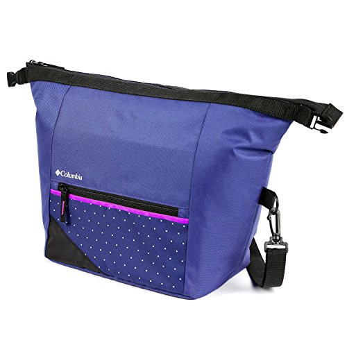 Roll Columbia - Columbia Cascades Explorer Roll Top Lunch Pack, Grape