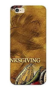 555eec03490 Faddish Happy Thanksgiving Case Cover For Iphone 6 Plus With Design For Christmas Day's Gift