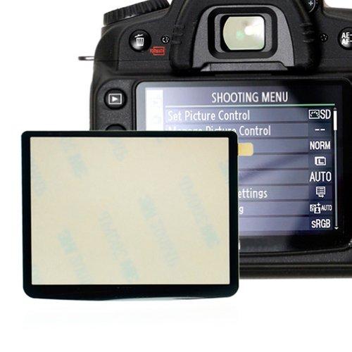 DSTE DSTT0304 LCD Cover Screen Protector Optical Glass for Nikon D90, D700 SLR Camera