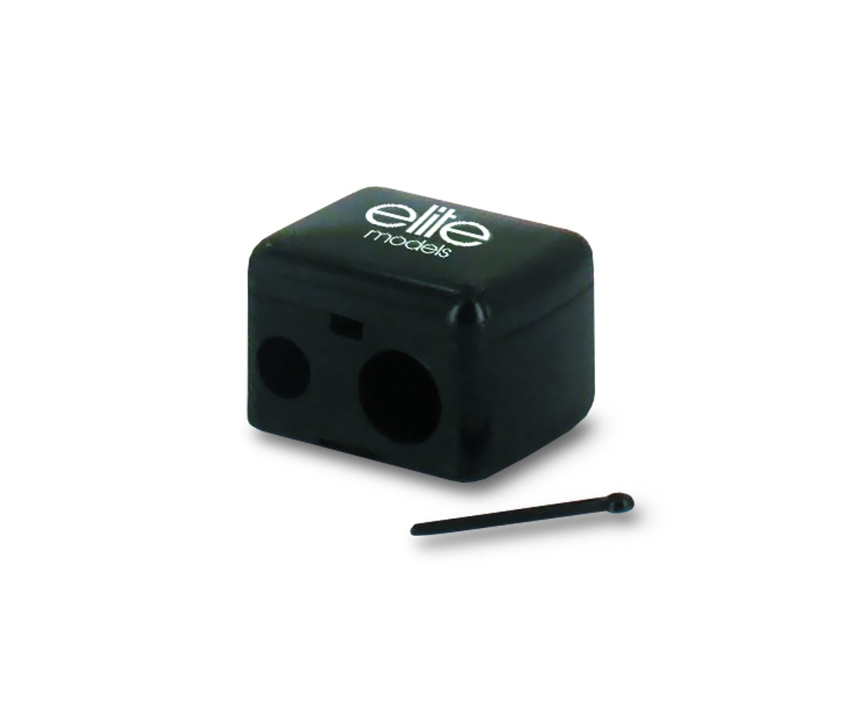 Elite Models Cosmetic Sharpener ABC Distribution 054643