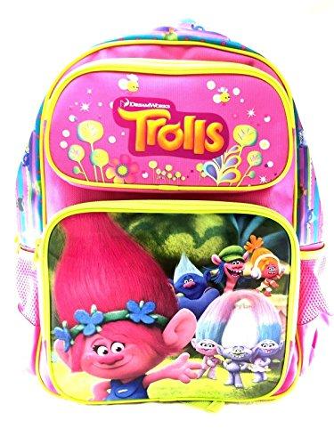 Dreamworks Trolls Family School Backpack product image