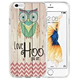 iPhone 6s Case iPhone 6 Case TPU Non-Slip High Definition Printing Love hoo you are