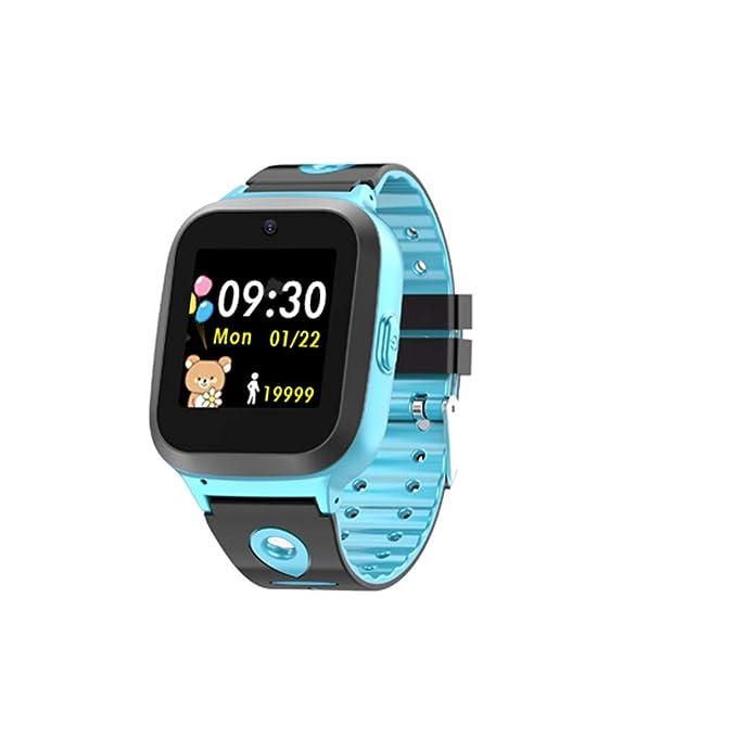 Reloj Inteligente para Niños con GPS y Botón SOS, Móvil para ...
