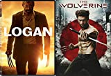 Marvel's Fox Universe Hugh Jackman as The Wolverine & Logan 2-DVD Bundle