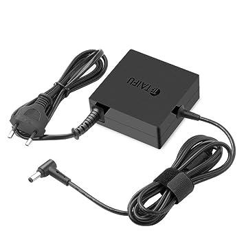 TAIFU 90W 19V Cargador Portátil para Asus K55V K55A N550JV N56 N56V N56VJ N56VM N56VZ N76VJ N76VZ N75S N75SF N55E N55S N55SF fuente alimentación ...