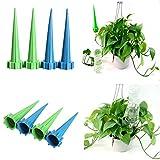 4Pcs/Lot Automatic Garden Cone Spike Watering Sprinkler For Plants Flowerpot Bottle Irrigation Device Watering Cone Spike