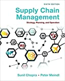 img - for Supply Chain Management: Strategy, Planning, and Operation (6th Edition) book / textbook / text book