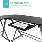 Best Choice Products Modular L-Shape Desk