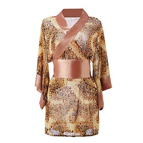 Japanese Kimono Lingerie Cosplay Costume