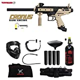Maddog Tippmann Cronus Tactical Specialist HPA Paintball Gun Package