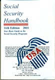 Social Security Handbook 2011, 16th Edition, Center for Medicare and Medicaid Services, 1598046276