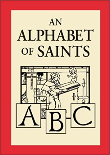An Alphabet of Saints