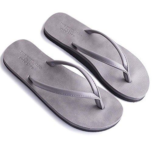 Naladoo Couple Women Men Flip-Flop Slippers Summer Non-Slip Sandals Beach Shoes by Naladoo Men's Shoes (Image #3)