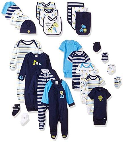 Gerber Baby Boys Newborn Piece Essentials