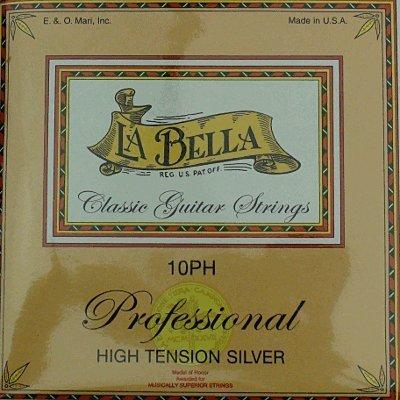 LaBella 10PH La Bella Guitar String Set from La Bella