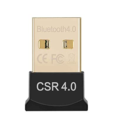 Lorjoy Adaptador Bluetooth USB 4.0 DE Alta Velocidad RSE de Seguridad inalámbrico para PC de Escritorio