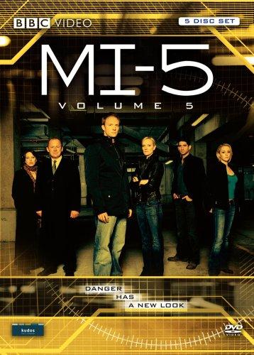 MI-5: Vol. 5 (Season Family 5 Jewels)