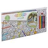 ALEX Toys Alex Art Colorave Party Pad, Multi