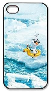 2013 frozen movie DIY Hard PC iphone 4 4s Case black