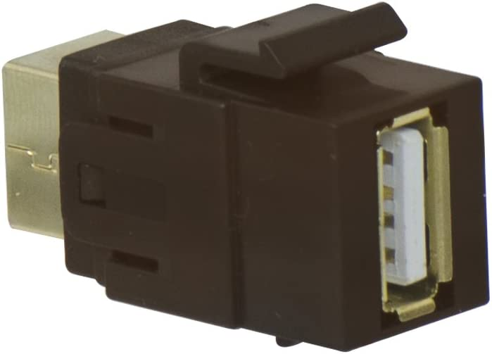 GOWOS Type A Female to Type B Female USB A to B Adapter 4 Pack