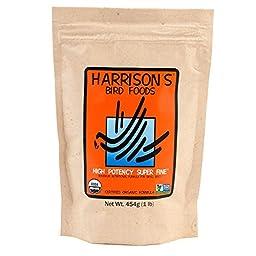 Harrison\'s High Potency Super Fine 1lb …