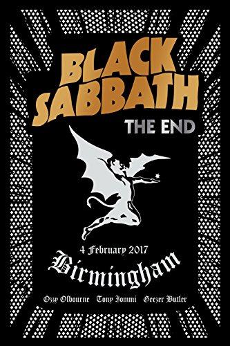 Concert Black Sabbath - Black Sabbath The End Live