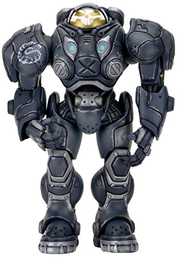 NECA Heroes of The Storm Series 3 Raynor Action Figure, 7