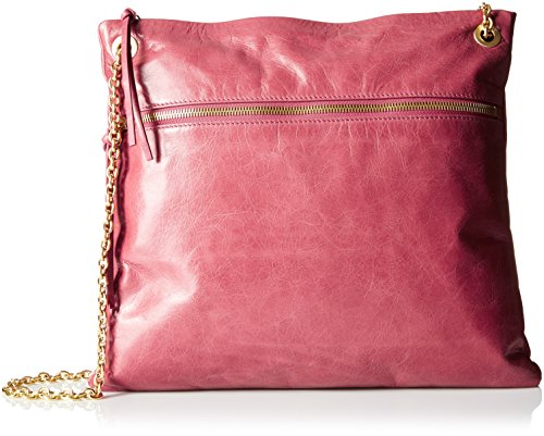 HOBO Vintage Dayna Crossbody Shoulder Bag, Carmine, One Size by HOBO