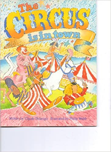 The Circus is in Town (Sing-Together Book)