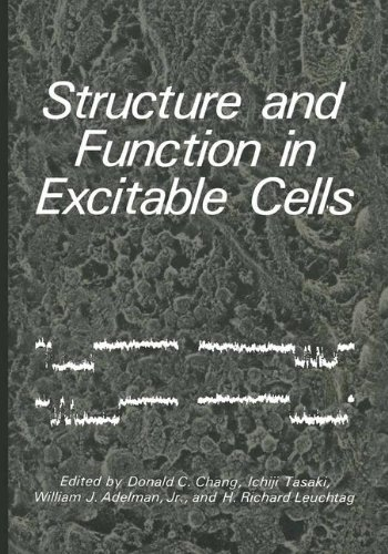 (Structure and Function in Excitable Cells)