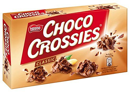 Nestle Choco Crossies Classic 150g