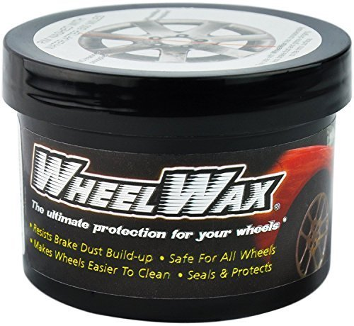 WheelWax Ultimate Protection for Your Wheels, 8 Ounce by WheelWax (Image #1)