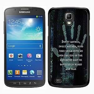Pc Beauty Custom Design 4 Rpg Game The Elder Scrolls V Skyrim Black Print Hard Shell Cover Case For Iphone 5 Black New Customized Samsung Galaxy S4 Active i9295 Phone Case